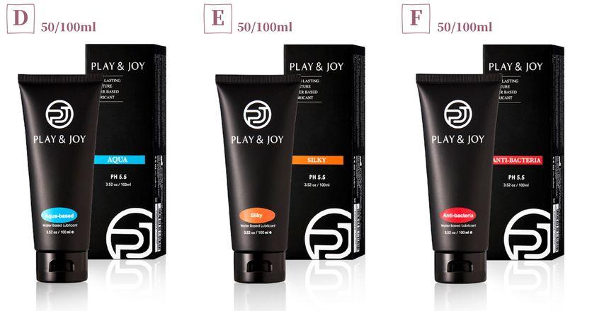 Play&Joy潤滑液(水性)